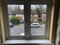 Misted Window unit job in Barnehurst AFTER – Bedroom